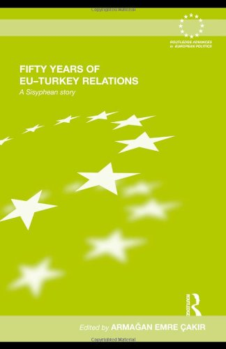 Fifty Years of EU-Turkey Relations: A Sisyphean Story (Routledge Advances in European Politics)