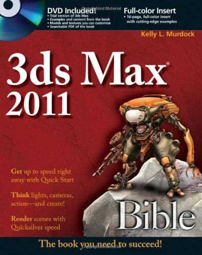3ds Max 2011 Bible