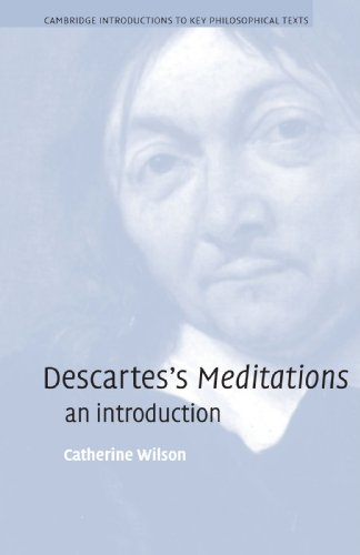 the relation of rene descartes meditations on mind and body