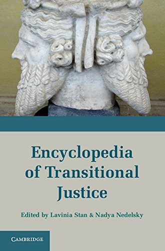 Encyclopedia of Transitional Justice 3 Volume Hardback Set