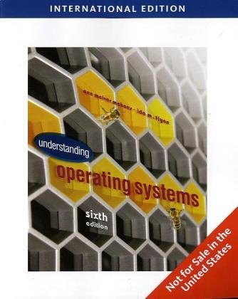 Understanding Operating Systems, International Edition