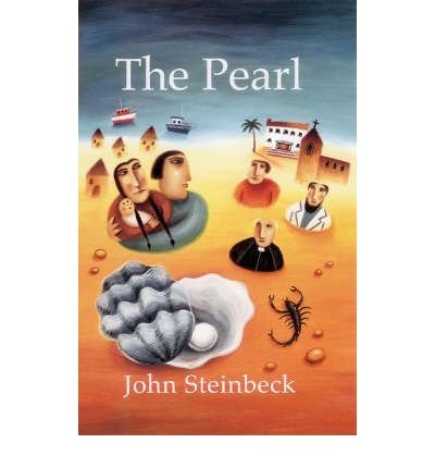 mans destruction through greed in john steinbecks the pearl