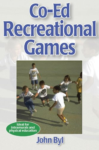 Recreational Games: Breaking the Ice and Other Activities
