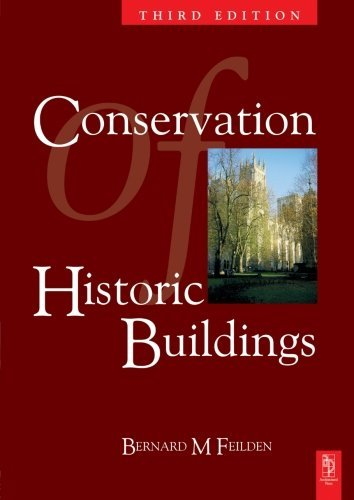 Conservation of Historic Buildings, Third Edition
