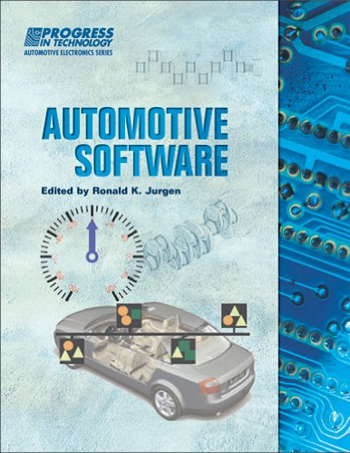 Automotive Software (Progress in Technology)