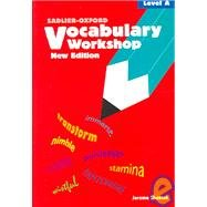 Vocabulary Workshop: Level A