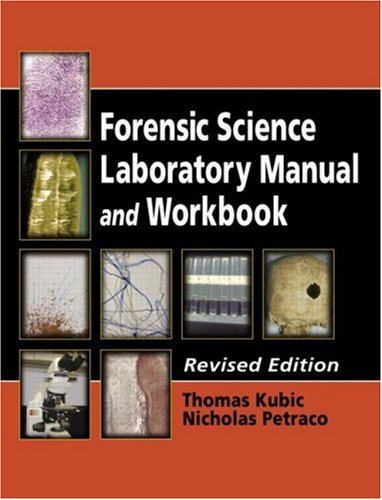 Forensic science workbook pdf