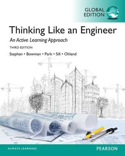 Thinking Like an Engineer, Global Edition