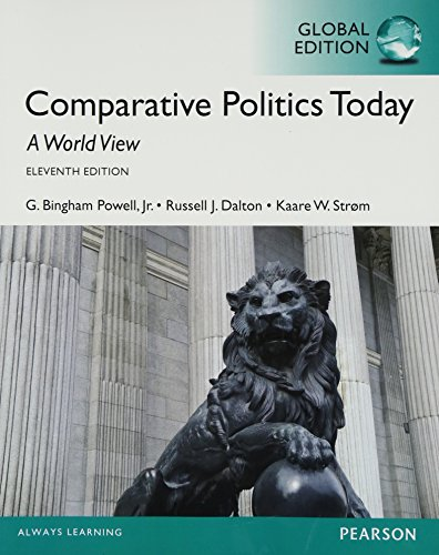 Comparative Politics Today: A World View