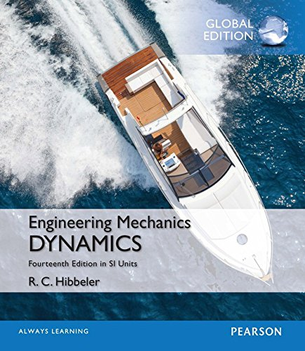 Engingeering Mechanics: Dynamics plus MasteringEngineering with PeasoneText, SI Edition