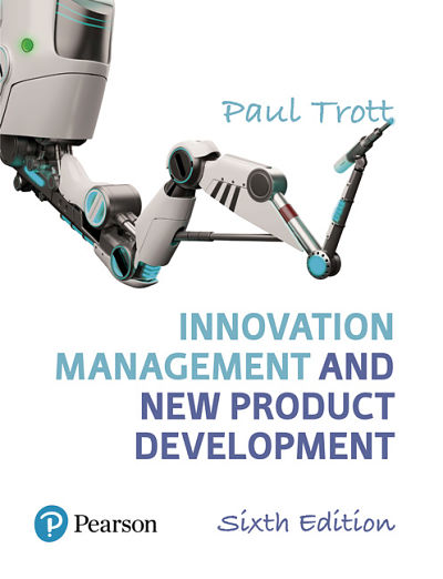 Innovation Management and New Product Development 6.ED