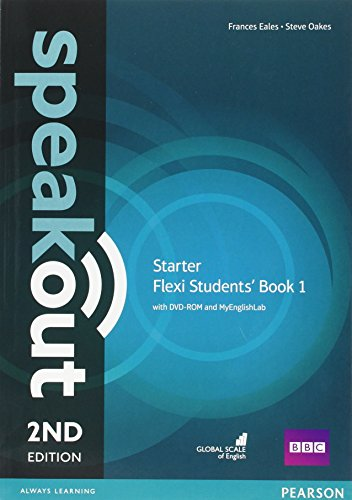 Speakout Starter 2nd Edition Flexi Students Book 1 Pack