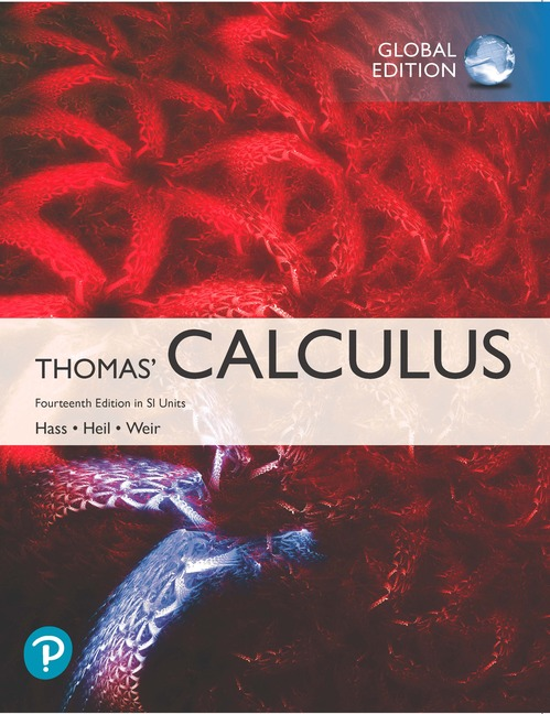Thomas Calculus in SI Units