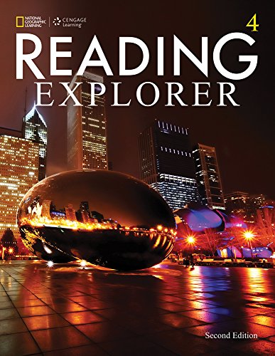 Reading Explorer 4: Students Book