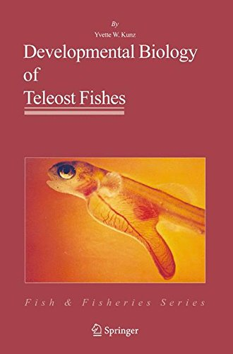 Developmental Biology of Teleost Fishes (Fish & Fisheries Series)