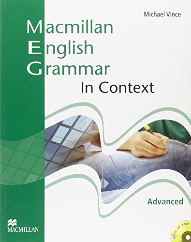 Macmillan English Grammar in Context Advanced without Key and CD-ROM Pack