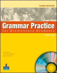 Grammar Practice Elementary Book and CD-ROM (no Key)