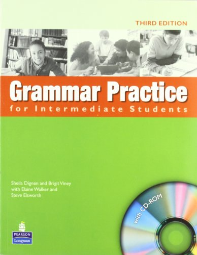 Grammar Practice Intermediate Book and CD-ROM (no Key)