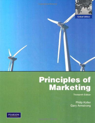 Principles of Marketing with MyMarketingLab