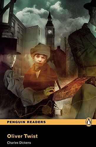 Oliver Twist & MP3 Pack (Penguin Readers (Graded Readers))