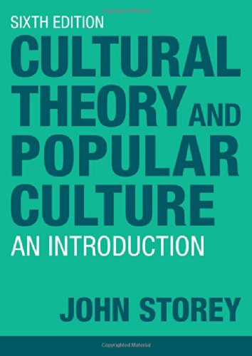 Cultural Theory and Popular Culture:An Introduction