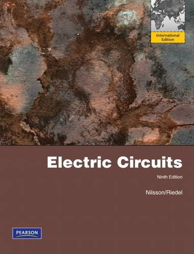 Electric Circuits plus MasteringEngineering Student Access Card:International Version