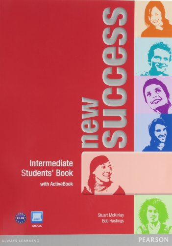 New Success Intermediate Students' Book (with DVD / Active Book)
