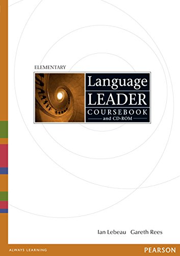 Language Leader Elementary MyLanguageLeaderLab Coursebook (with CD-ROM) & MyLab