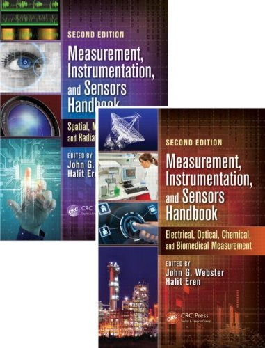 Measurement, Instrumentation, and Sensors Handbook, Second Edition: Two-Volume Set (Electrical Engineering Handbook)