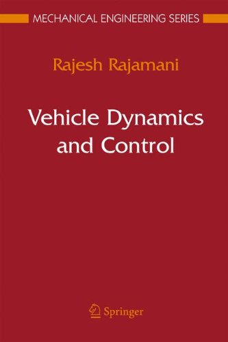 Vehicle Dynamics and Control (Mechanical Engineering Series)
