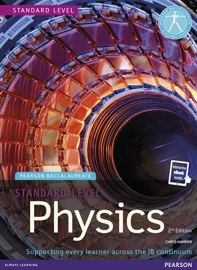 Pearson Baccalaureate Standard Level Physics 2nd Edition