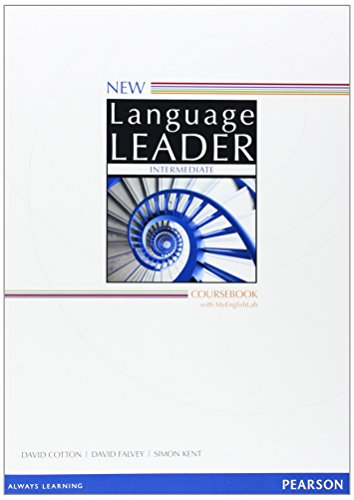 New Language Leader Intermediate coursebook and MEL pack intermediate   ( B1 )