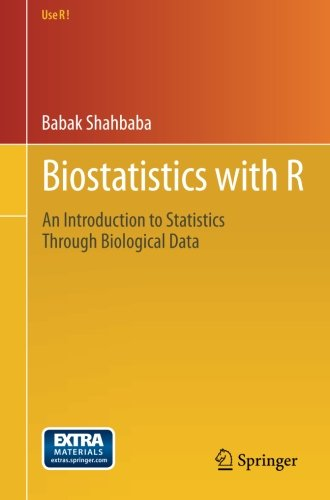 Biostatistics with R: An Introduction to Statistics Through Biological Data Use R!