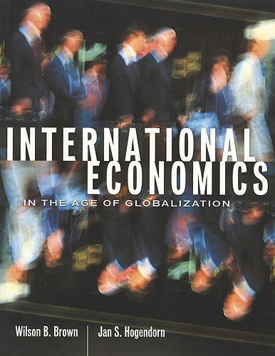 International Economics in the Age of Globalization