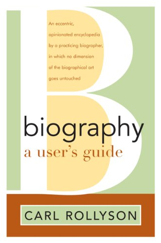 Biography: A User s Guide