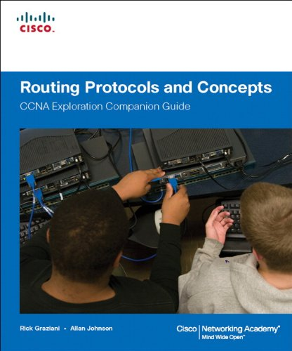 Routing Protocols and Concepts, CCNA Exploration Companion Guide (Cisco Systems Networking Academy Program)