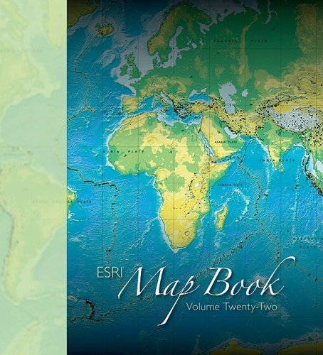 ESRI Map Book: v. 22 (ESRI Map Books)