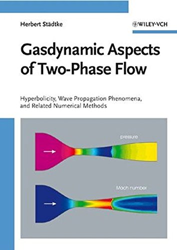 Gasdynamic Aspects of Two-phase Flow: Hyperbolicity, Wave Propagation Phenomena, and Related Numerical Methods