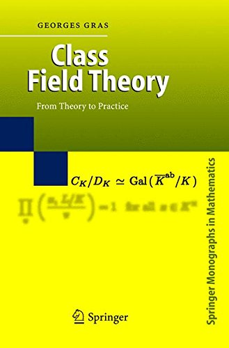 Class Field Theory: From Theory to Practice (Springer Monographs in Mathematics)