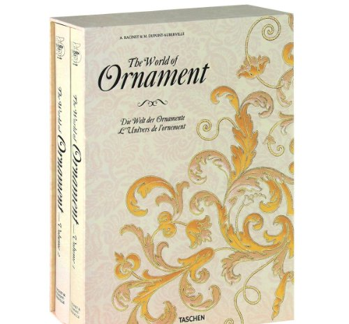 The World of Ornament by Batterham, David ( AUTHOR ) Oct-26-2012 Hardback