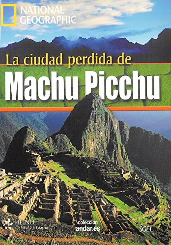 Andar.Es: National Geographic: Ciud Mach Picchu + CD (Colleccion Andar.Es)