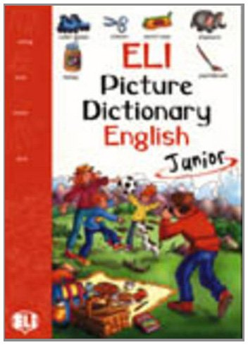 ELI Picture Dictionary: English Junior