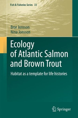 Ecology of Atlantic Salmon and Brown Trout: Habitat as a Template for Life Histories (Fish & Fisheries Series)