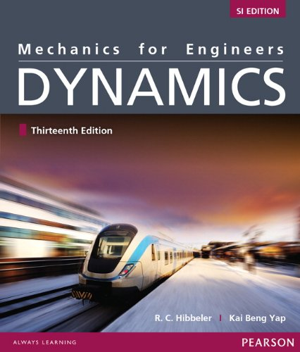 Mechanics for Engineers: Dynamics