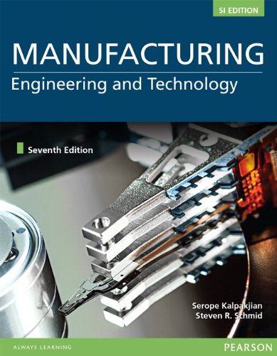 Manufacturing Engineering and Technology - Çağlayan Kitap