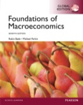 Foundations of Macroeconomics, Global Edition