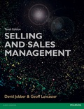 Selling and Sales Management 10th edn