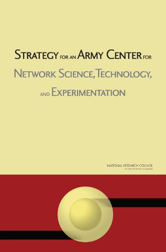 Strategy for an Army Center for Network Science, Technology, and Experimentation